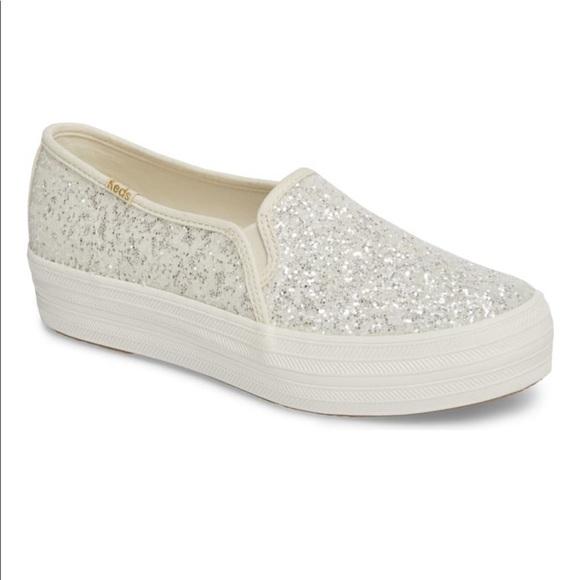 Keds Shoes   X Kate Spade Triple Decker